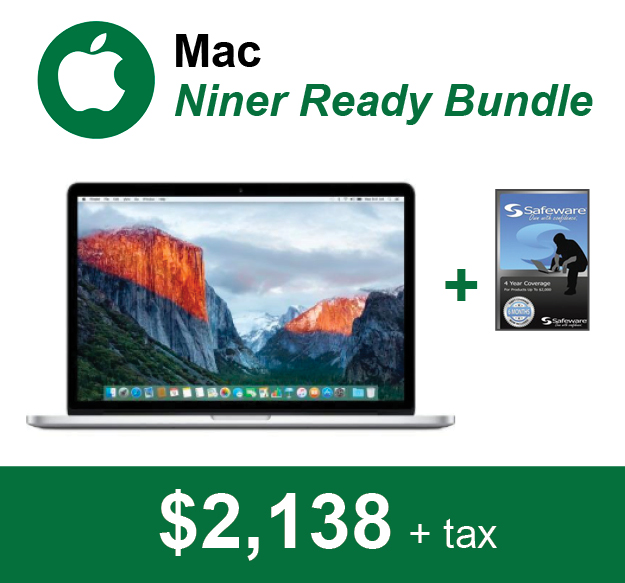 Mac Niner Ready Bundle