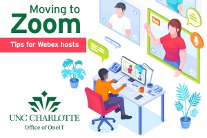 Zoom tips for Webex